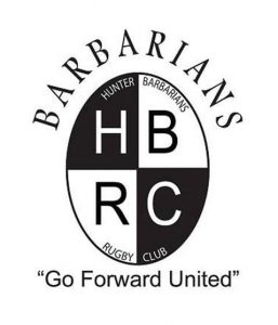 Hunter Barbarians Logo